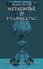 Cover: Metalwork and Enamelling