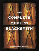 Cover: The Complete Modern Blacksmith